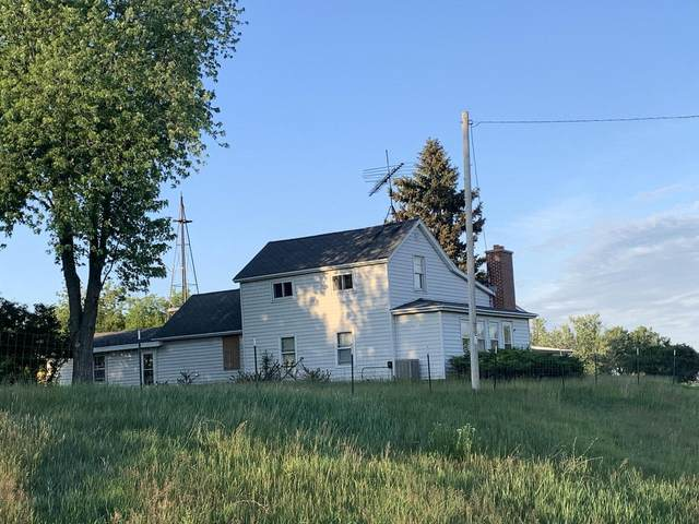 W3224 State Road 59, Cold Spring, WI 53190 (#375420) :: Nicole Charles & Associates, Inc.