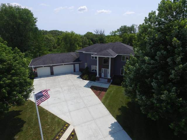 259 Willow Creek Rd, Rosendale, WI 54974 (#375942) :: RE/MAX Shine