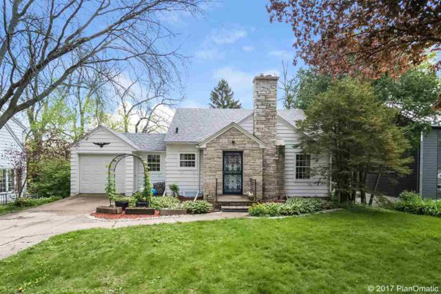 1115 Edgehill Dr, Shorewood Hills, WI 53705 (#1802158) :: Baker Realty Group, Inc.
