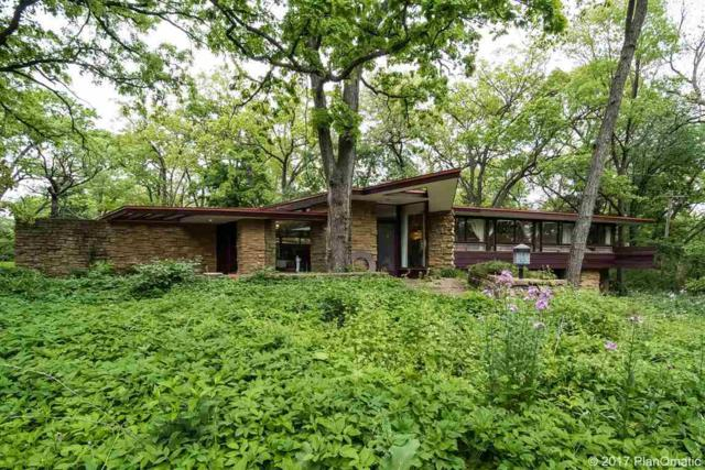 3407 Circle Close, Shorewood Hills, WI 53705 (#1804257) :: Nicole Charles & Associates, Inc.