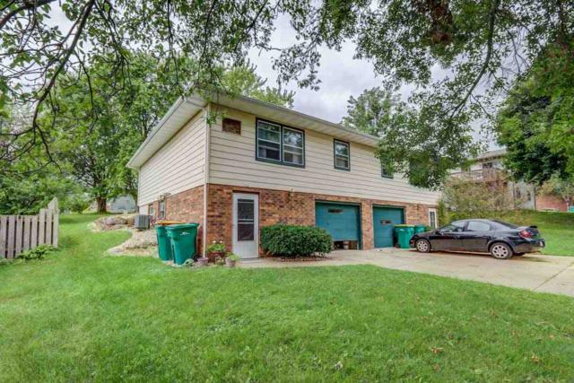 206/208 Maple Dr, Mount Horeb, WI 53572 (#1811381) :: Baker Realty Group, Inc.