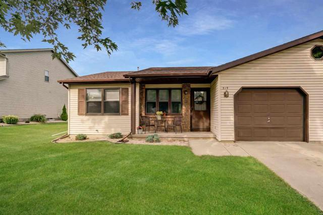 519 Old Indian Tr, Deforest, WI 53532 (#1812083) :: Baker Realty Group, Inc.