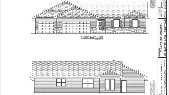 109 Clover Ln, Footville, WI 53537 (#1815029) :: Nicole Charles & Associates, Inc.