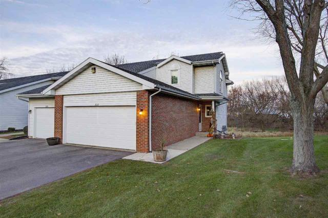 327 Castle Oaks Crossing, Waunakee, WI 53597 (#1818364) :: Nicole Charles & Associates, Inc.