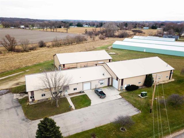 750 County Road Pb, Montrose, WI 53508 (#1820482) :: Nicole Charles & Associates, Inc.