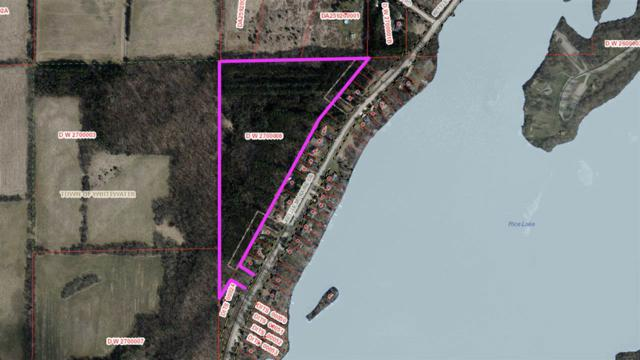 18.37 Ac Kettle Moraine Dr, Whitewater, WI 53190 (#1821960) :: Nicole Charles & Associates, Inc.