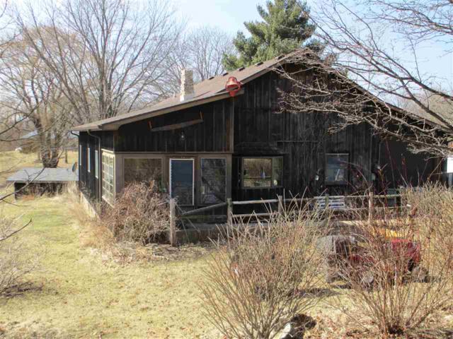59001 Oak Grove Ridge Rd, Seneca, WI 54626 (#1826916) :: Nicole Charles & Associates, Inc.