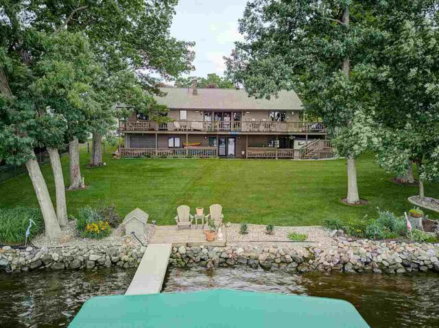 504 Lake Shore Dr, Pardeeville, WI 53954 (#1829306) :: Nicole Charles & Associates, Inc.