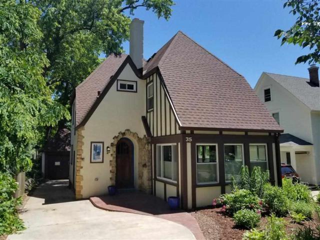 35 N Roby Rd, Madison, WI 53726 (#1833216) :: Nicole Charles & Associates, Inc.