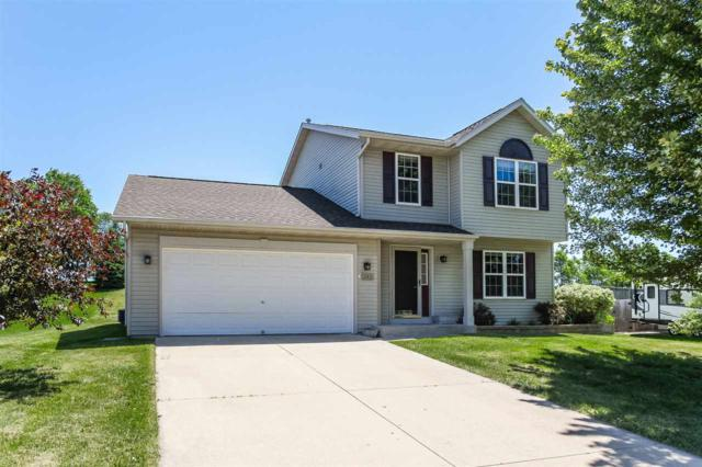 280 Ridgeview Dr, Lake Mills, WI 53551 (#1833577) :: Nicole Charles & Associates, Inc.