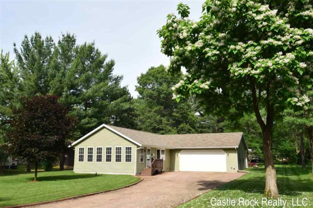2218 Town Rd, Quincy, WI 53934 (#1833637) :: Nicole Charles & Associates, Inc.