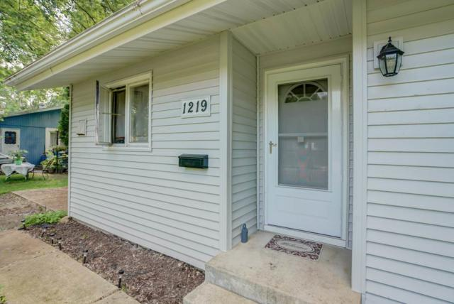 1219 Pine St, Sun Prairie, WI 53590 (#1834264) :: Nicole Charles & Associates, Inc.