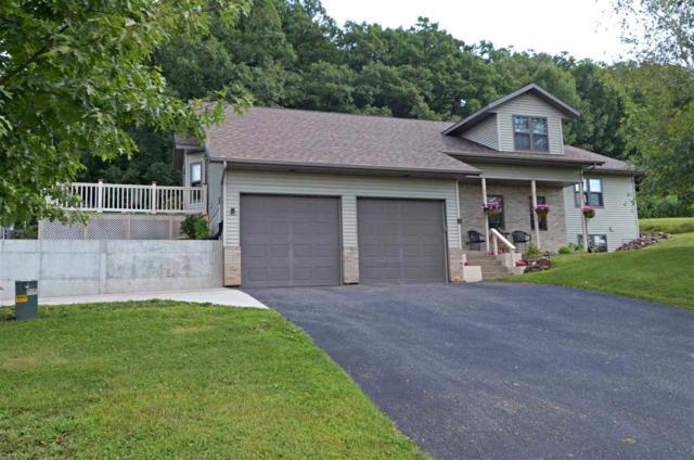 115 Roecker St, Loganville, WI 53943 (#1837955) :: Nicole Charles & Associates, Inc.