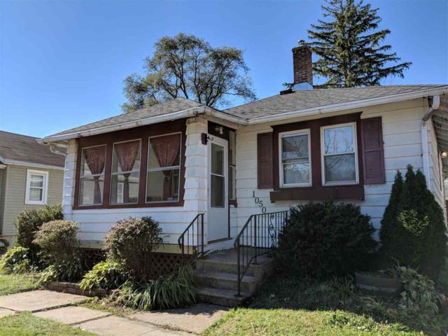 1050 S Terrace St, Janesville, WI 53546 (#1841281) :: Nicole Charles & Associates, Inc.