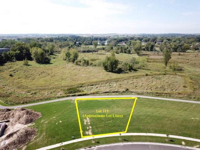 L115 Eagle Ridge Ln, Windsor, WI 53598 (#1843361) :: Nicole Charles & Associates, Inc.
