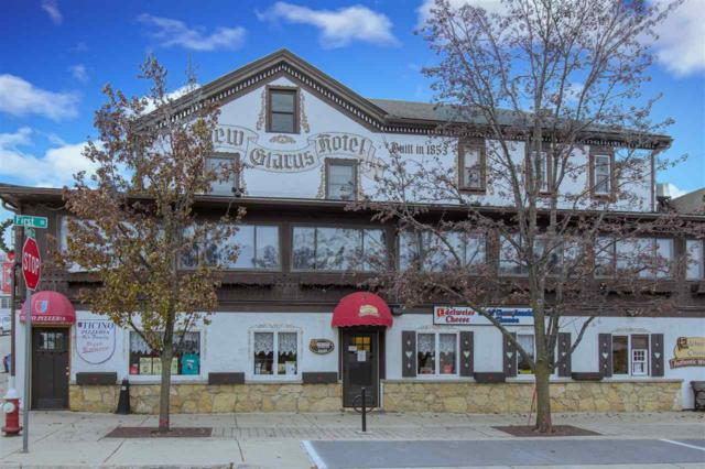 100 6th Ave, New Glarus, WI 53574 (#1845790) :: Nicole Charles & Associates, Inc.