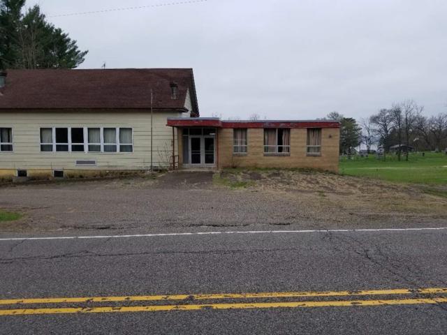 N525 County Road A, Douglas, WI 53920 (#1855937) :: Nicole Charles & Associates, Inc.