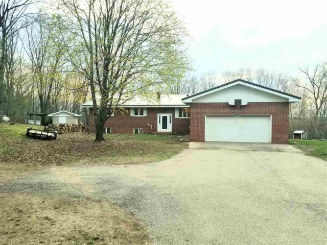 N4691 Traut Rd, Lowville, WI 53960 (#1855967) :: Nicole Charles & Associates, Inc.