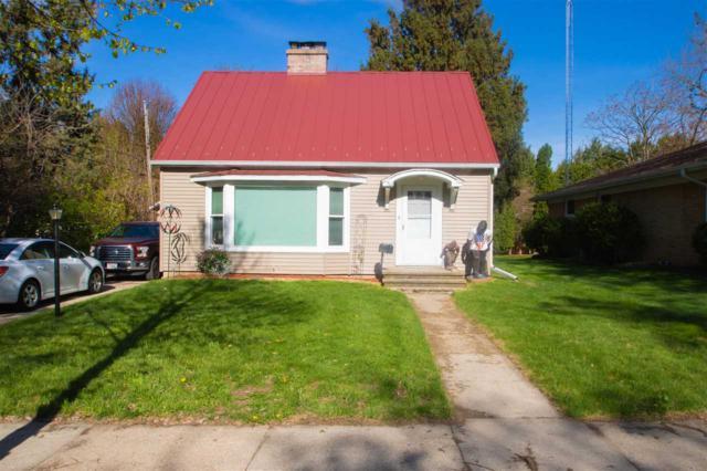 611 Greenfield Ave, Beaver Dam, WI 53916 (#1856682) :: Nicole Charles & Associates, Inc.