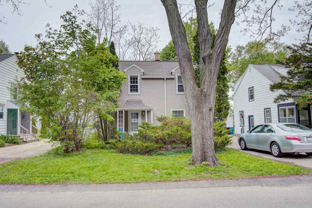 833 Maple Terr, Shorewood Hills, WI 53705 (#1857687) :: Nicole Charles & Associates, Inc.