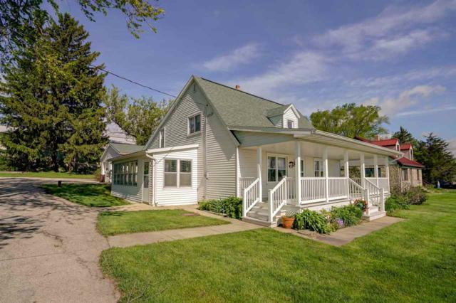 3713 County Road P, Cross Plains, WI 53528 (#1858084) :: Nicole Charles & Associates, Inc.