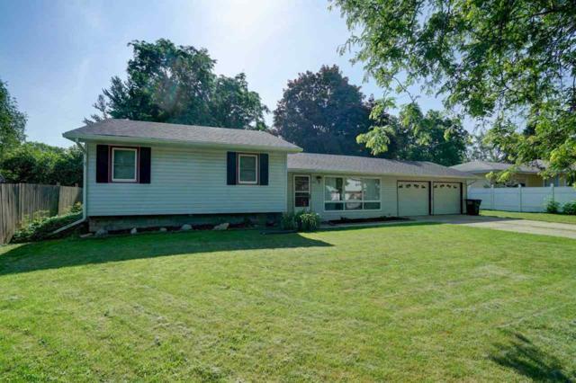 418 Green Hill Dr, Milton, WI 53563 (#1858884) :: HomeTeam4u