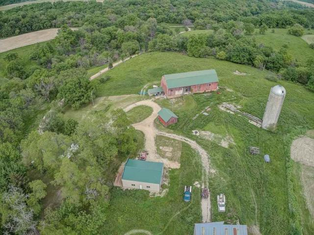 5762 County Road P, Highland, WI 53543 (#1859514) :: Nicole Charles & Associates, Inc.