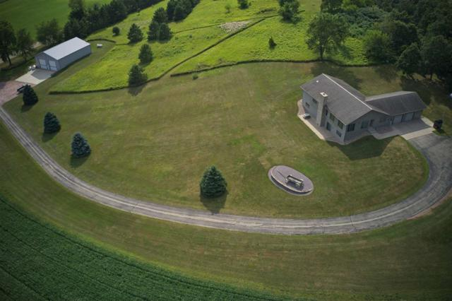 W9840 County Road X, Lewiston, WI 53901 (#1861806) :: Nicole Charles & Associates, Inc.