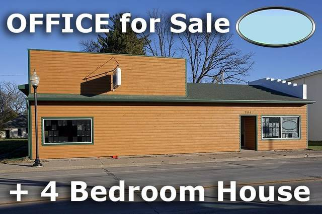 206 Main St, Friendship, WI 53934 (#1861937) :: Nicole Charles & Associates, Inc.