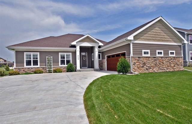 4368 Scenic View Rd, Windsor, WI 53598 (#1862550) :: Nicole Charles & Associates, Inc.