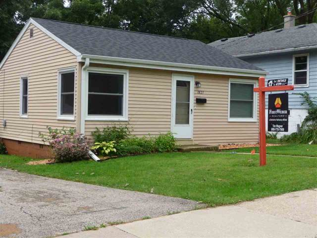 1821 Schlimgen Ave, Madison, WI 53704 (#1867840) :: HomeTeam4u