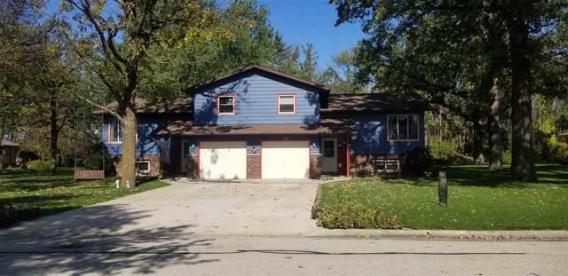 354-356 Oakdale Dr, Brownsville, WI 53006 (#1870033) :: HomeTeam4u