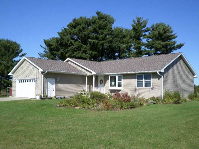 13433 County Road Pp, Oakdale, WI 54660 (#1870037) :: HomeTeam4u