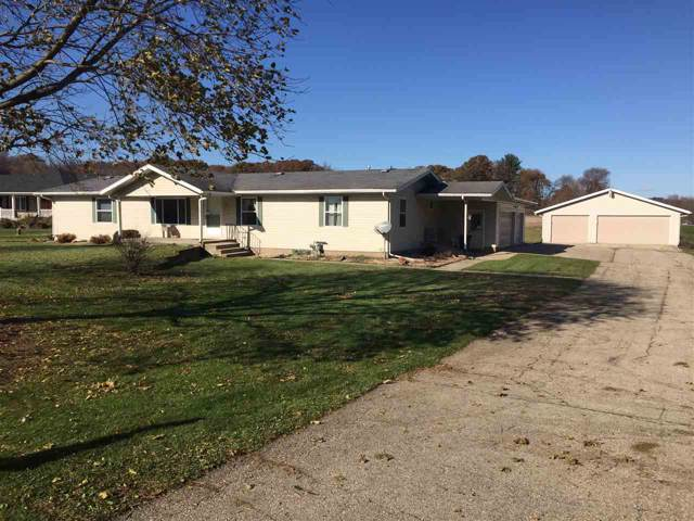8654 Mineral Point Rd, Cross Plains, WI 53528 (#1870080) :: Nicole Charles & Associates, Inc.