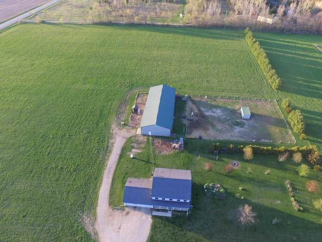 W1060 County Road E, Decatur, WI 53520 (#1872459) :: Nicole Charles & Associates, Inc.