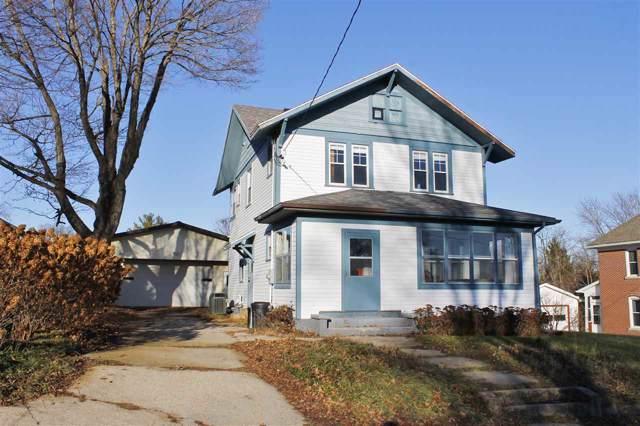 103 E Church St, Blanchardville, WI 53516 (#1872869) :: HomeTeam4u
