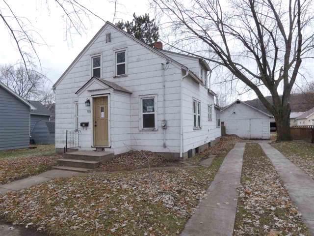 124 S Ohio St, Prairie Du Chien, WI 53821 (#1873058) :: Nicole Charles & Associates, Inc.