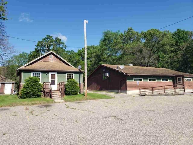 N9085 County Road Cx, Fort Winnebago, WI 53901 (#1875858) :: Nicole Charles & Associates, Inc.