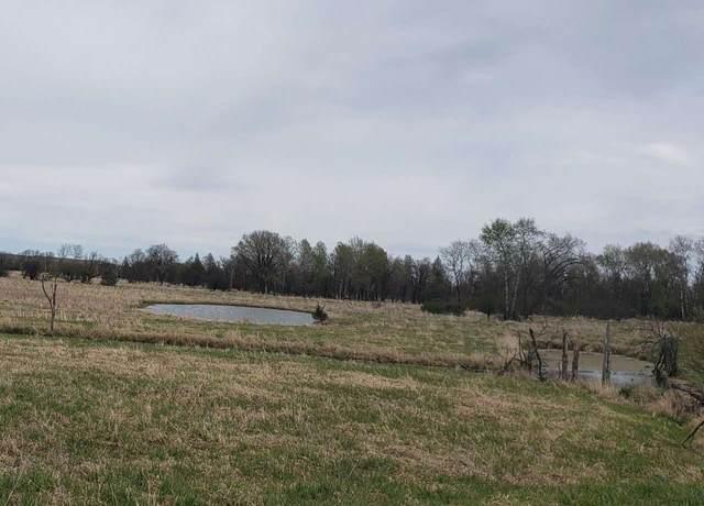 W8877 Clark Rd, Fort Winnebago, WI 53901 (#1875966) :: Nicole Charles & Associates, Inc.