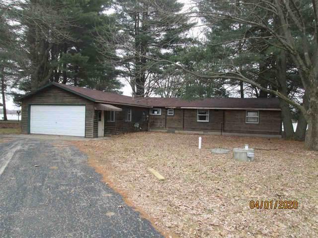 N6736 County Road B, Harris, WI 53949 (#1878242) :: HomeTeam4u