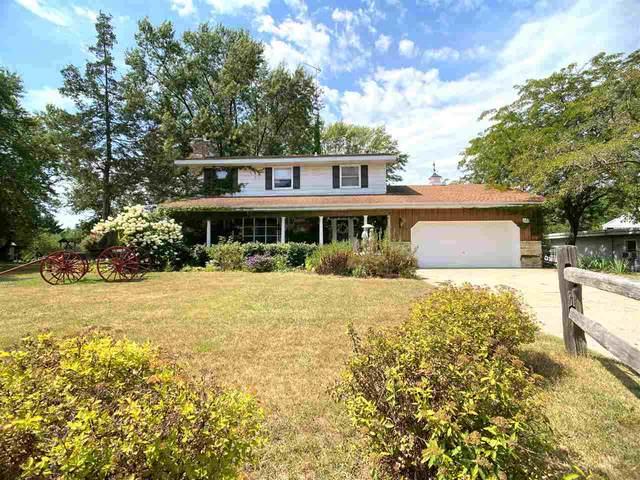 803 Clara Ave, Lake Delton, WI 53965 (#1879209) :: Nicole Charles & Associates, Inc.