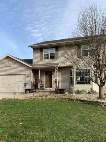 403 Neli Ct, Deerfield, WI 53531 (#1880790) :: HomeTeam4u