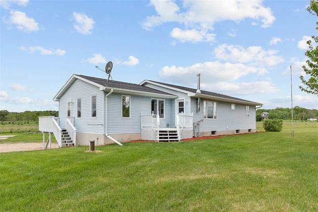 N3511 30th Dr, Leon, WI 54965 (#1884061) :: HomeTeam4u