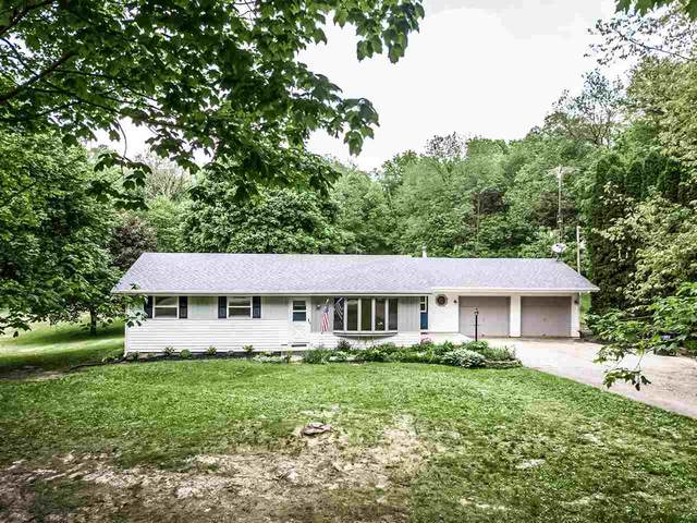 7418 W Hickory Hills Rd, Plymouth, WI 53511 (#1884490) :: Nicole Charles & Associates, Inc.