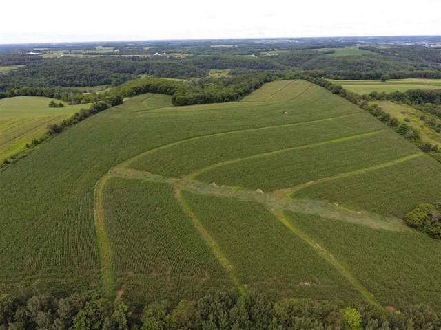 45 acres Barreau Rd, Ironton, WI 53941 (#1888789) :: HomeTeam4u
