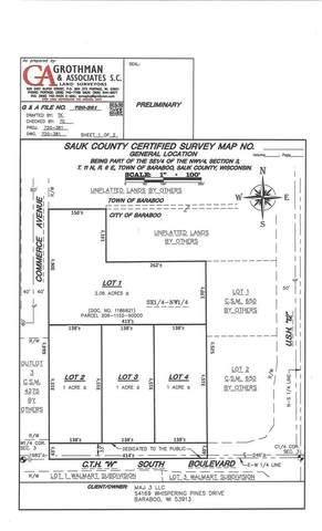 1420 S Blvd, Baraboo, WI 53913 (#1889934) :: Nicole Charles & Associates, Inc.