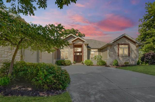 3066 Shore View Dr, Pleasant Springs, WI 53589 (#1890045) :: HomeTeam4u