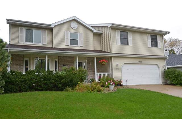 1803 Dover Dr, Waunakee, WI 53597 (#1891502) :: Nicole Charles & Associates, Inc.