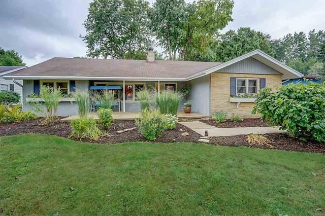 313 Laurel Ln, Maple Bluff, WI 53704 (#1892425) :: Nicole Charles & Associates, Inc.