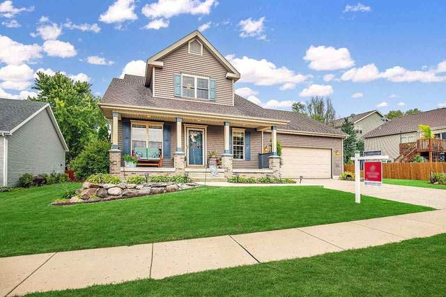 6015 Eagle Cave Dr, Madison, WI 53558 (#1892452) :: Nicole Charles & Associates, Inc.